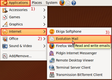 how to create an email client in c